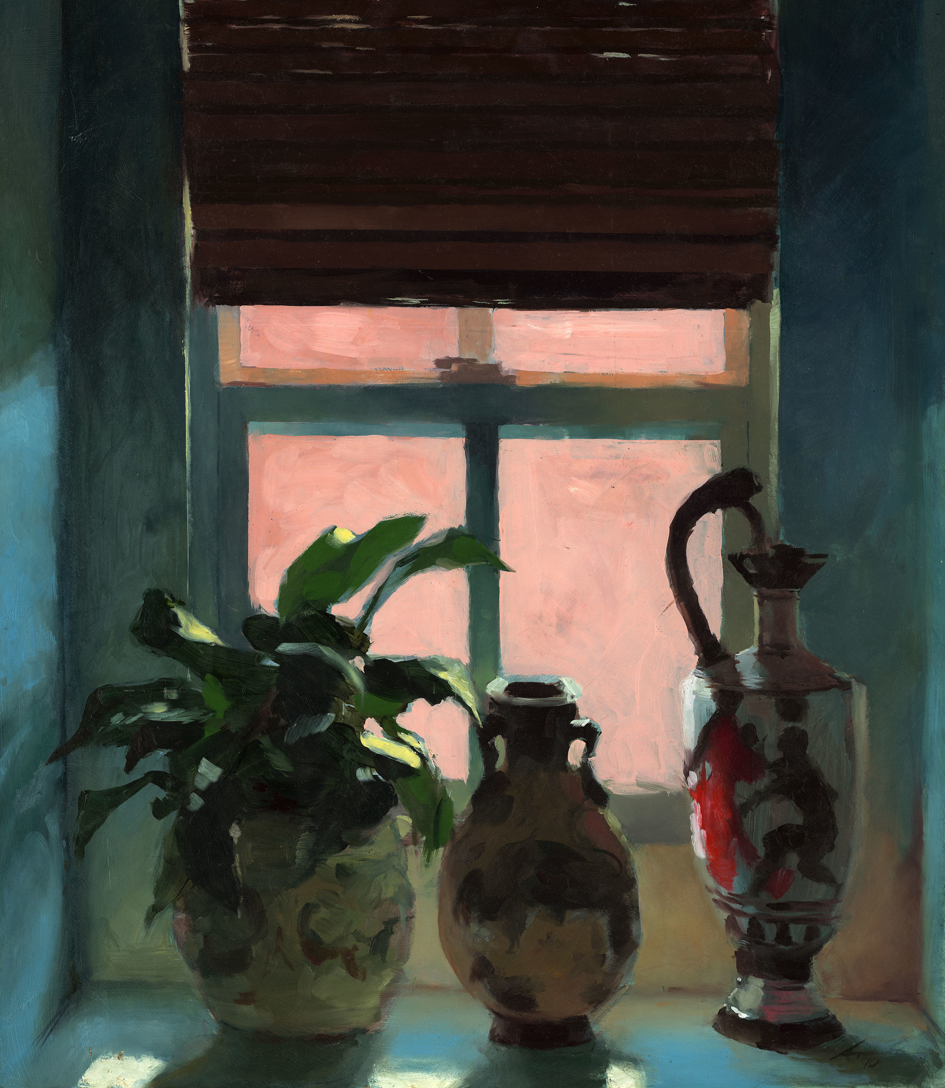 Andrew theophilopoulos the window