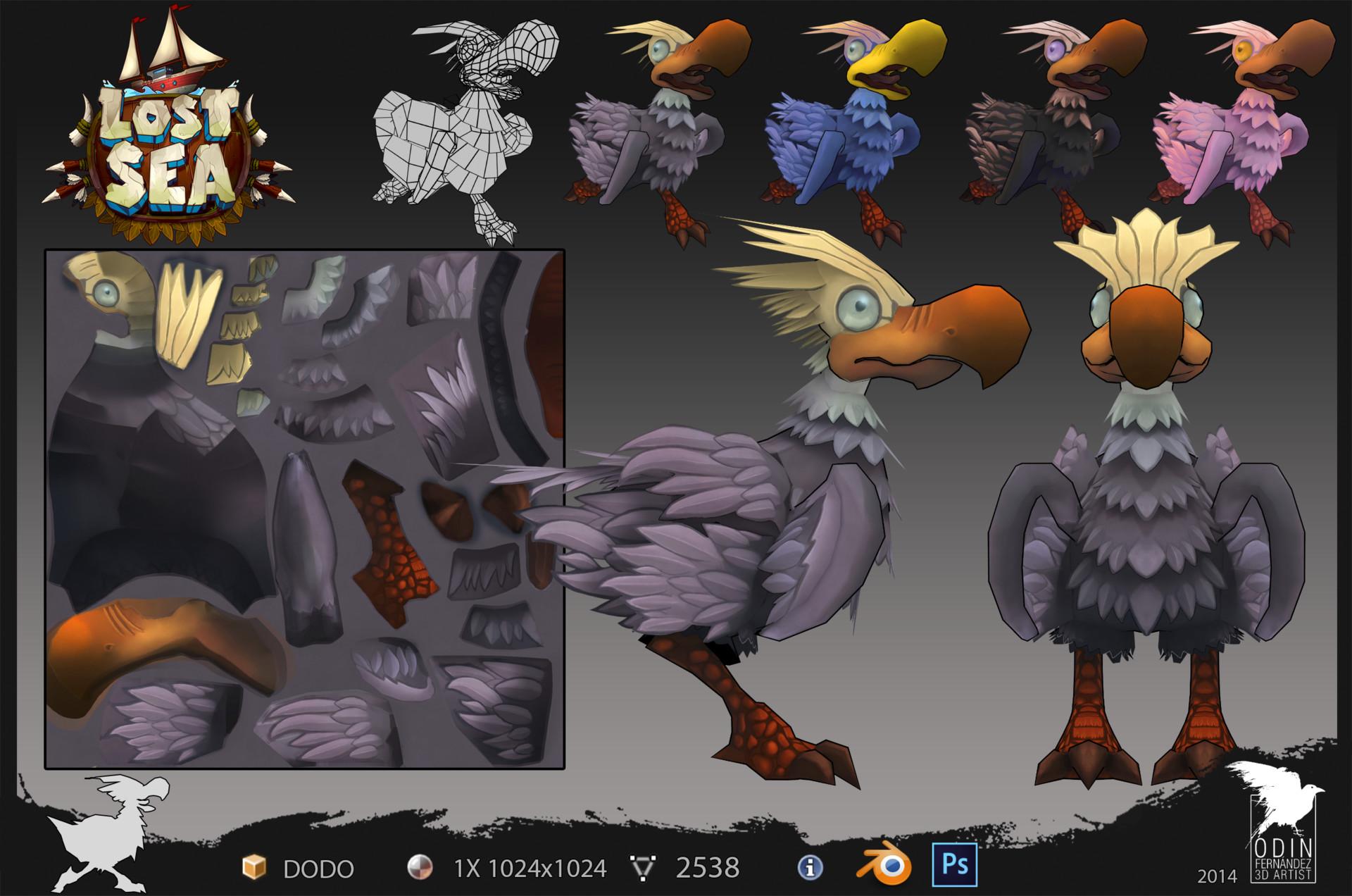 Odin fernandez moreno dodo