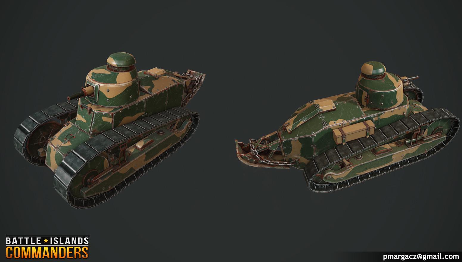 Pawel margacz lighttank2