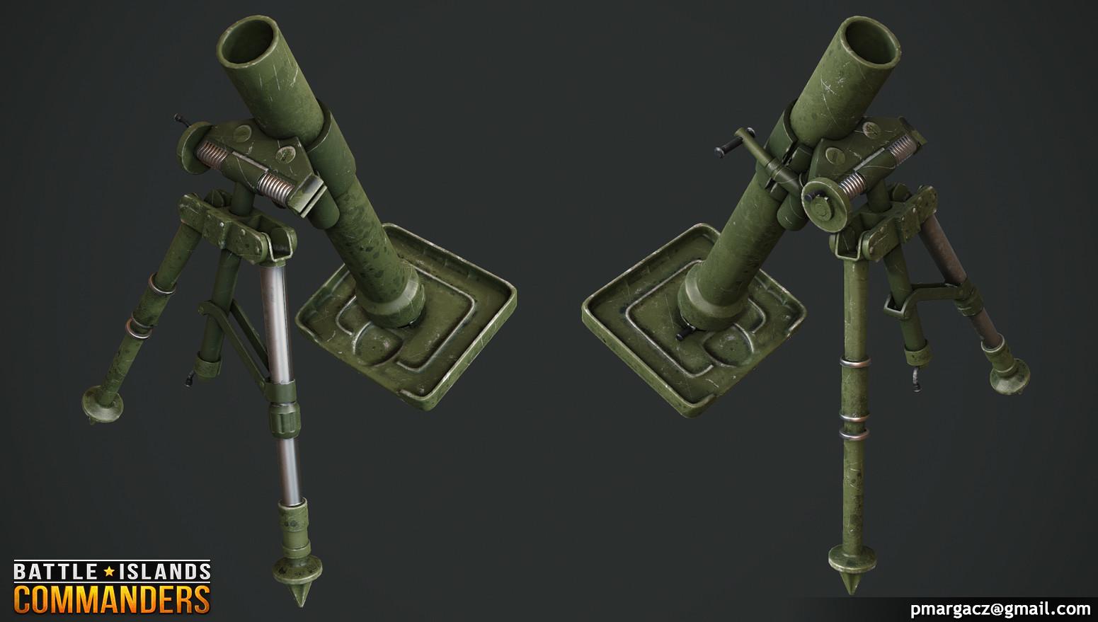 Pawel margacz mortar