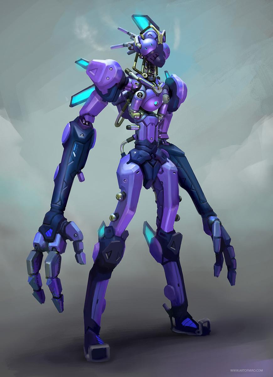 Miroslav petrov robot4