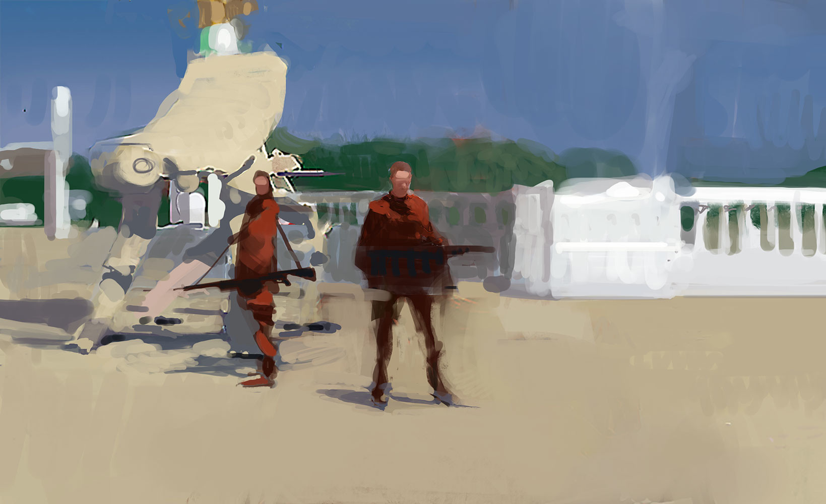 Devin korwin patrol