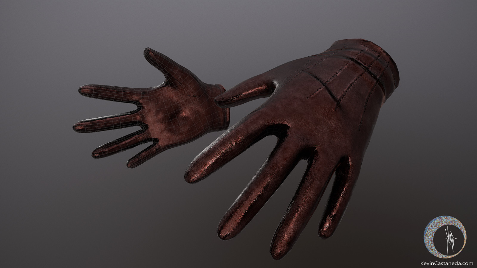 Hands for VR. Cloth was done in Zbrush. Modeled in Maya. Textured in Substance Painter.