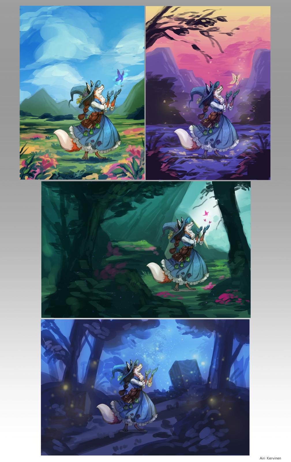 Thumbnails 1-4