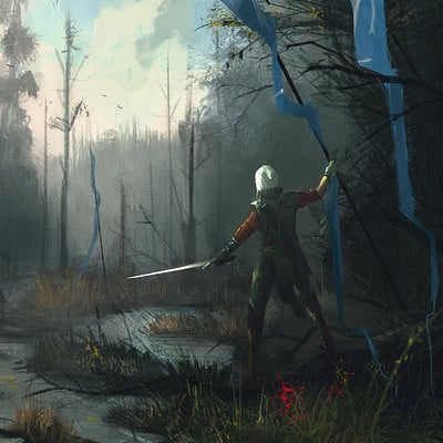 Ismail inceoglu the witcher ciri