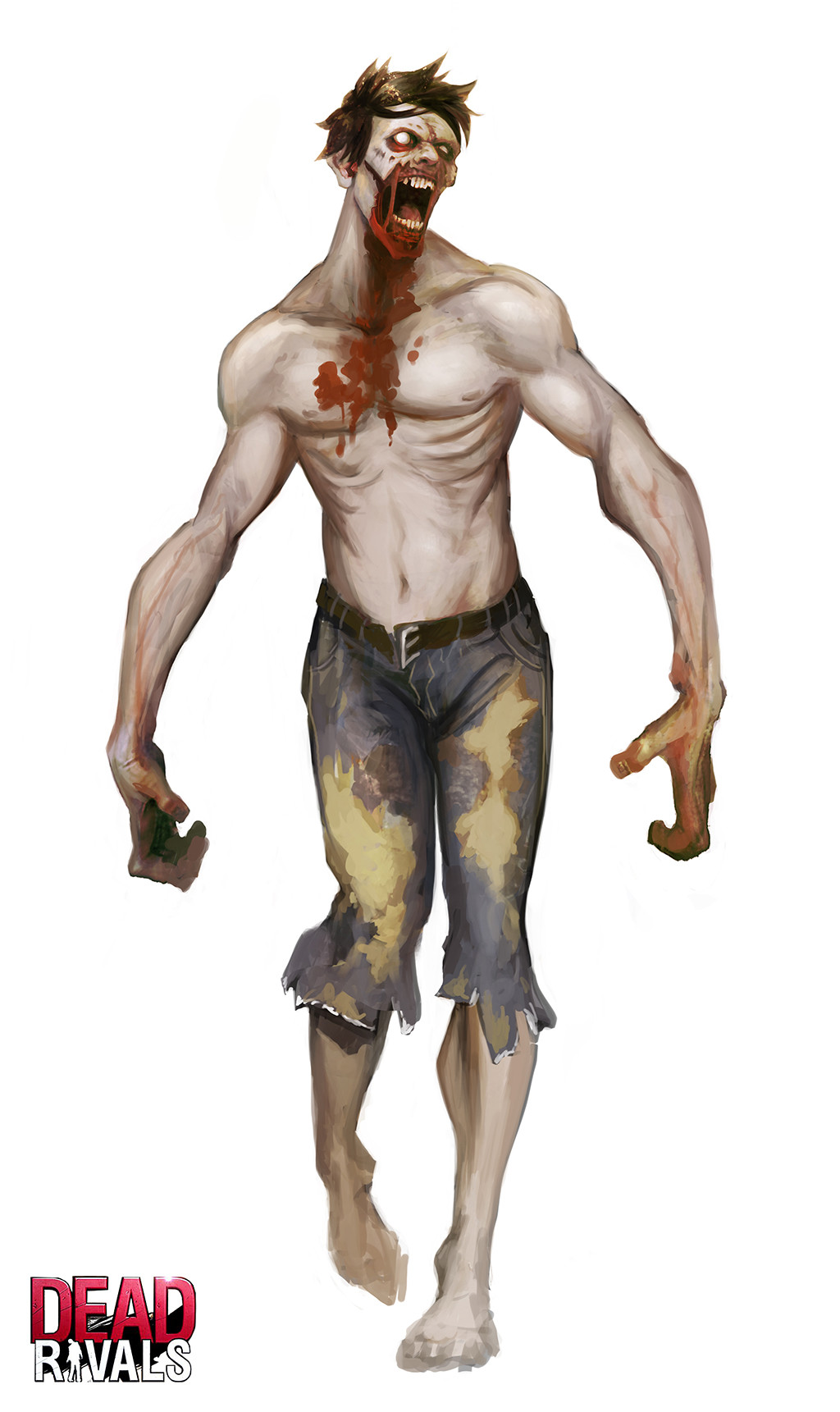 Alexandre chaudret zombiemmo character zombie redesign03