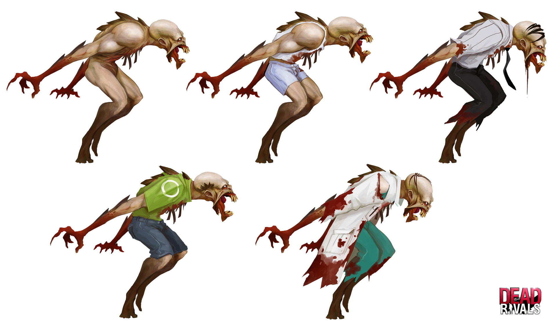 Alexandre chaudret dw characters zombies spitter01
