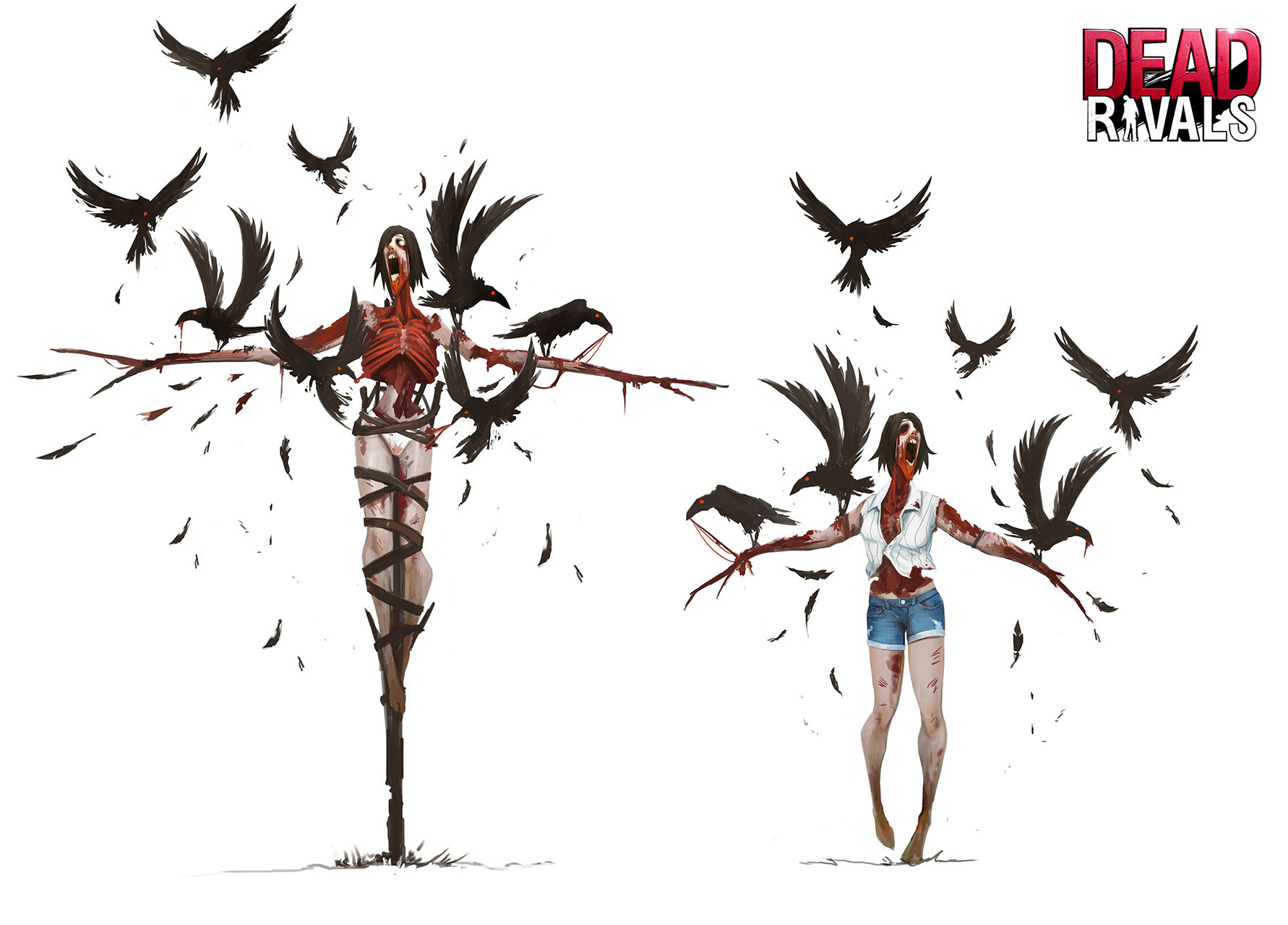 Alexandre chaudret dw characters zombies scarecrow01