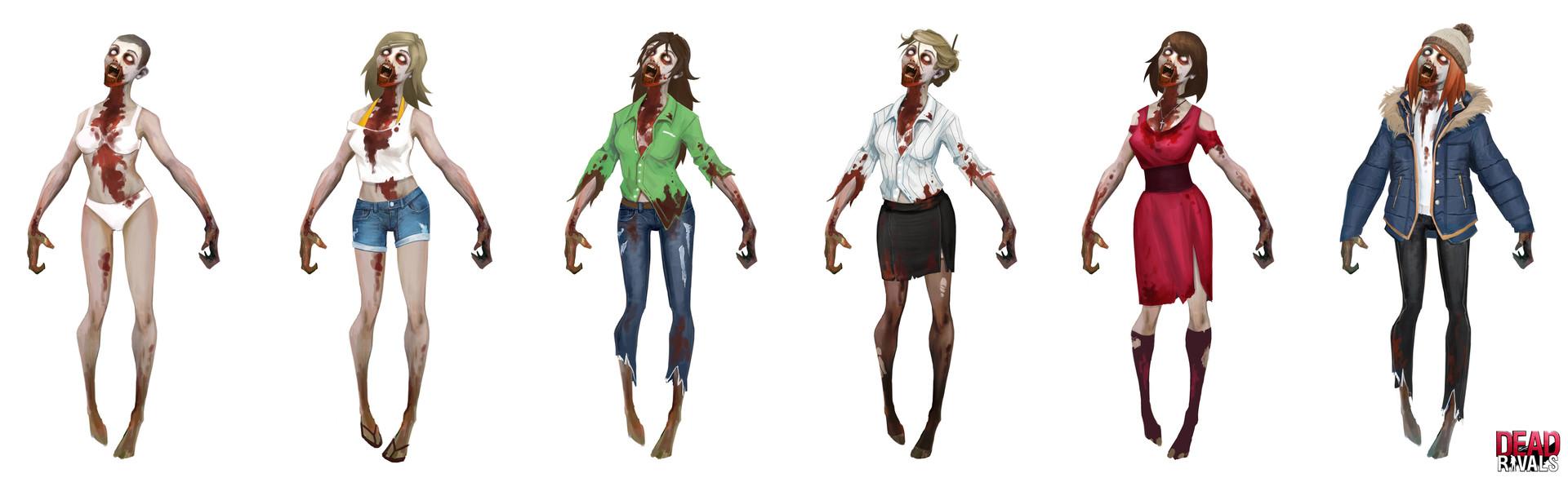 Alexandre chaudret dw characters zombieswoman01