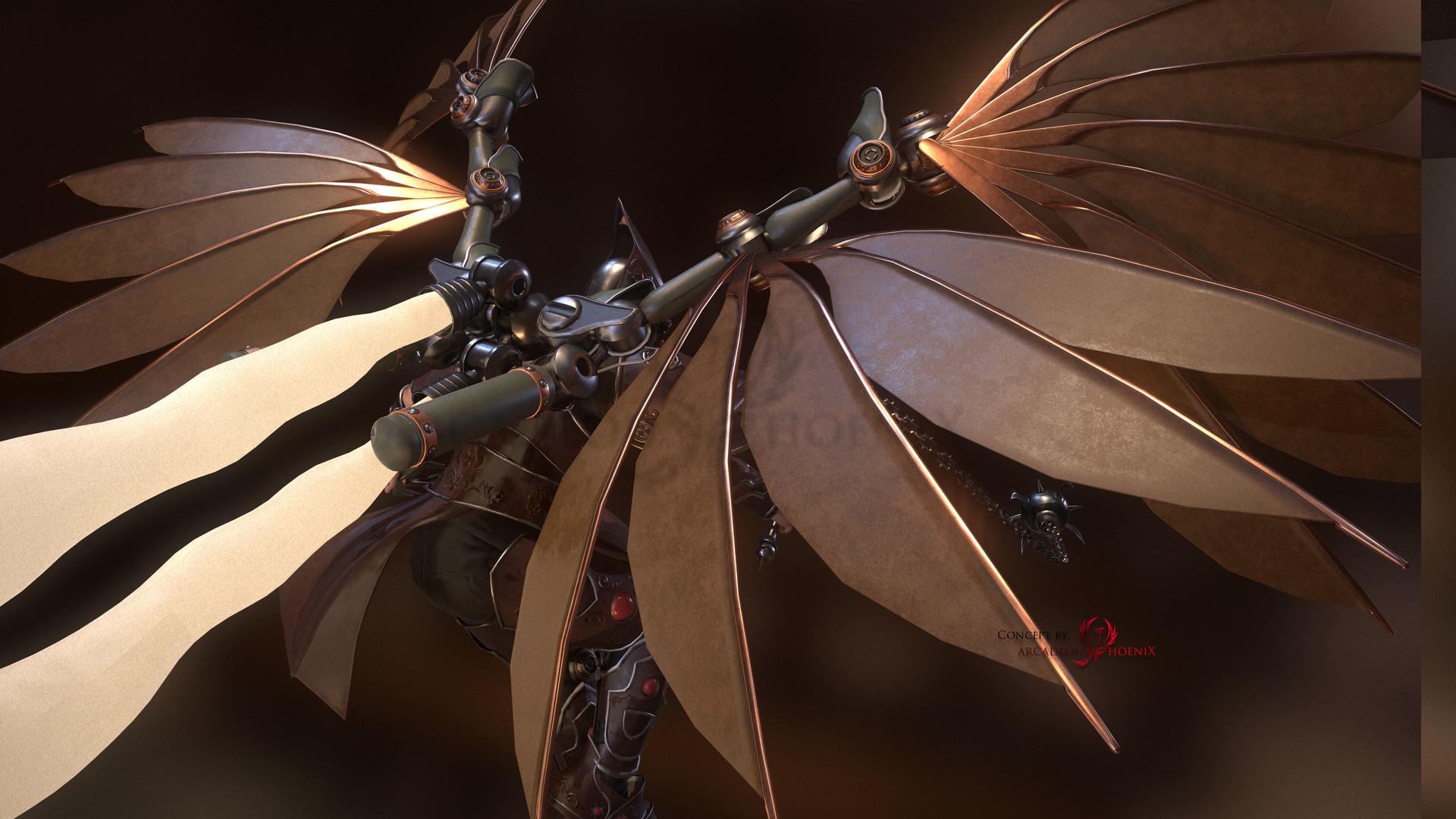 Arcadeous phoenix marmoset6