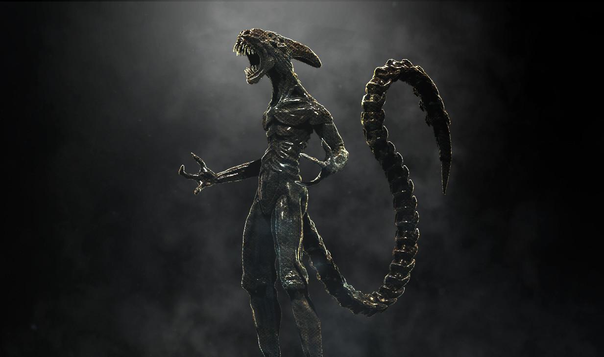 Takuto mizuno alien2