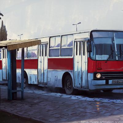 Mateusz michalski ikarus280