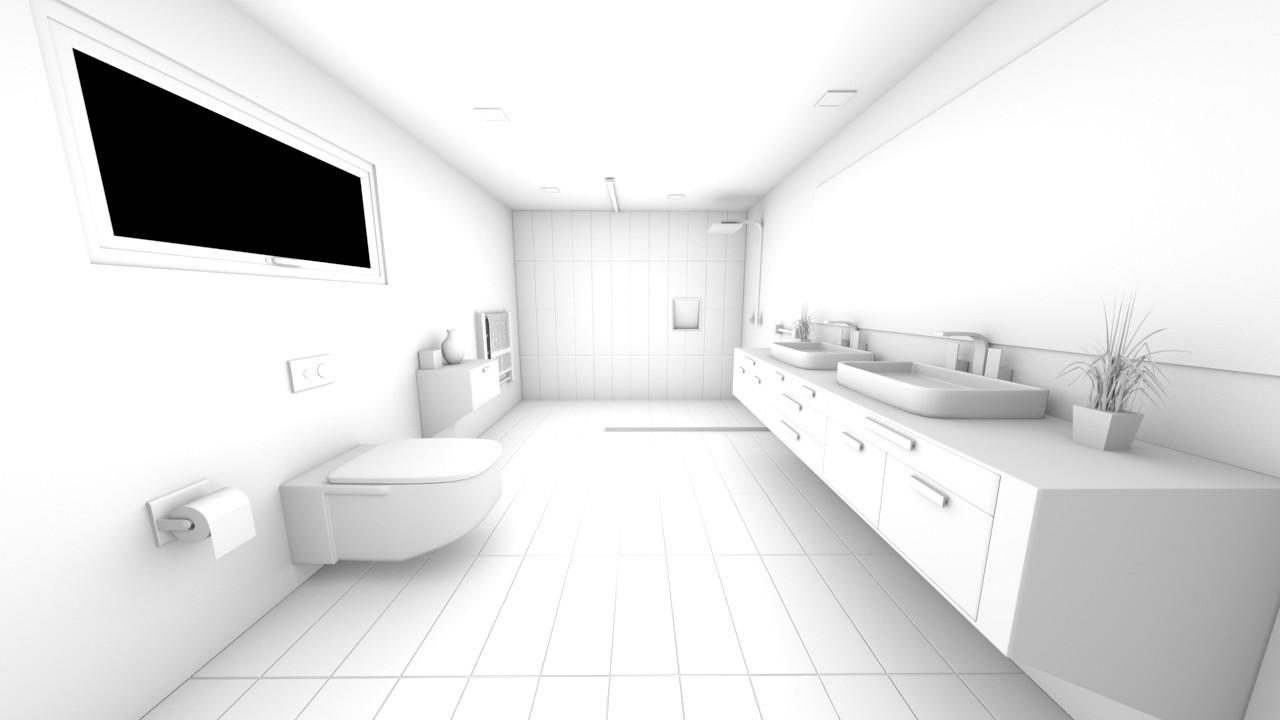 Shamsuddeen alkali villa toilet new ao