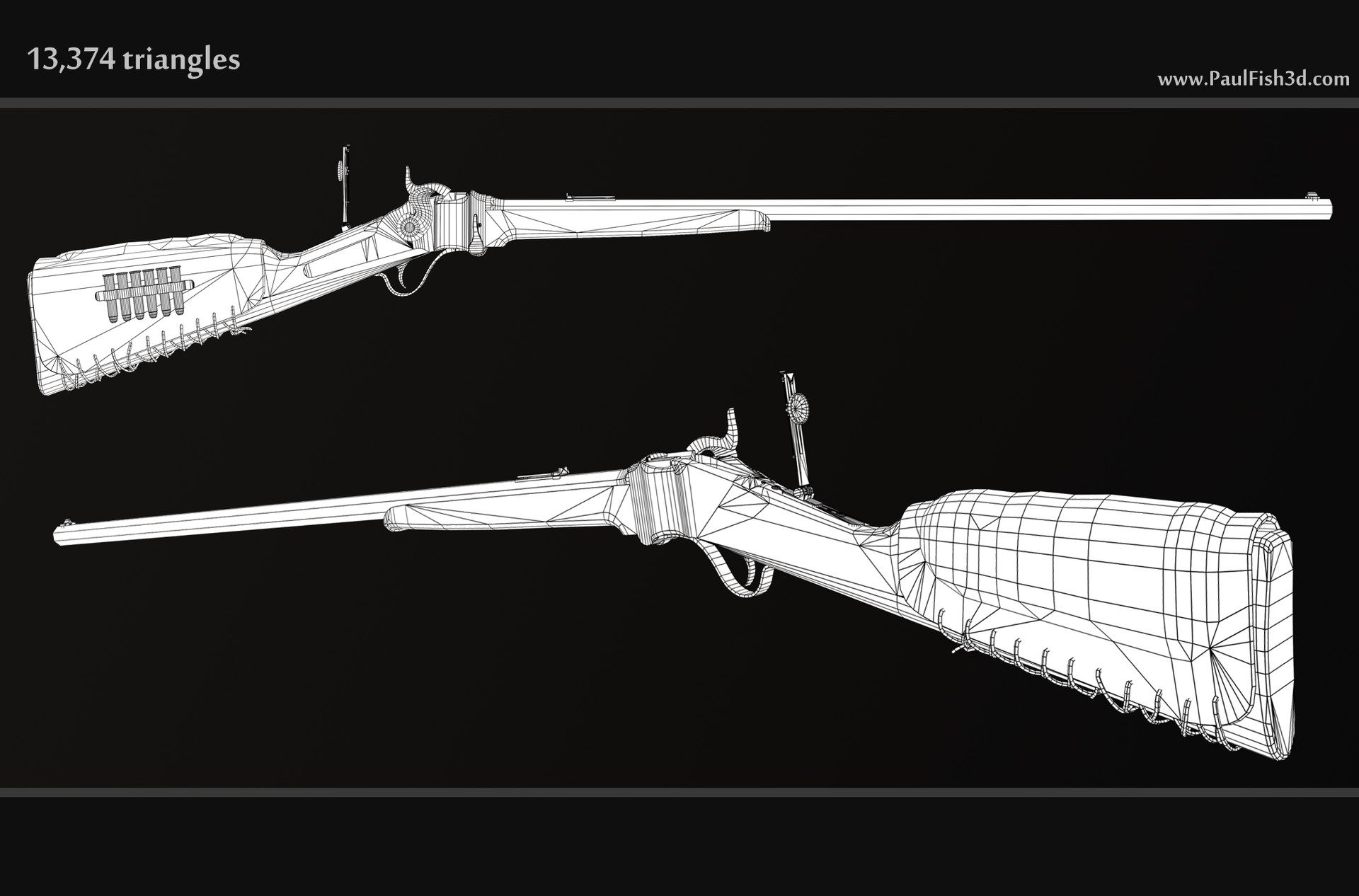 Paul fish sharps wireframes