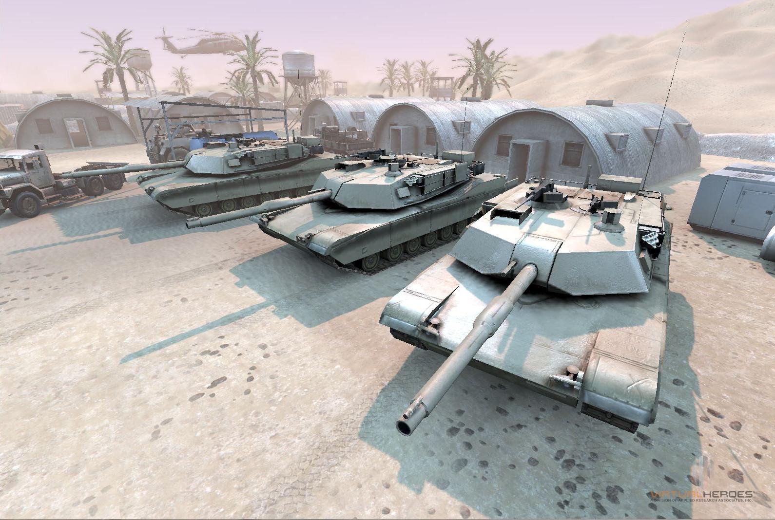 Tom miller desert military 2 1