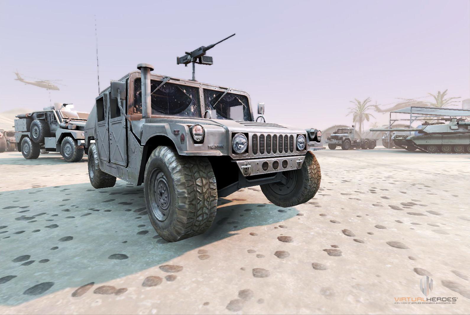 Tom miller desert military 2 3