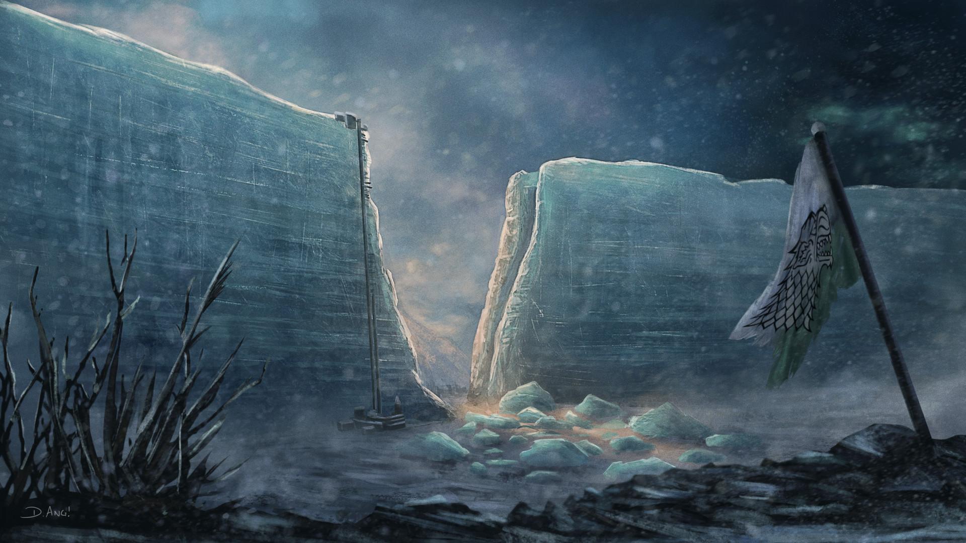 Daniel ang the broken wall final