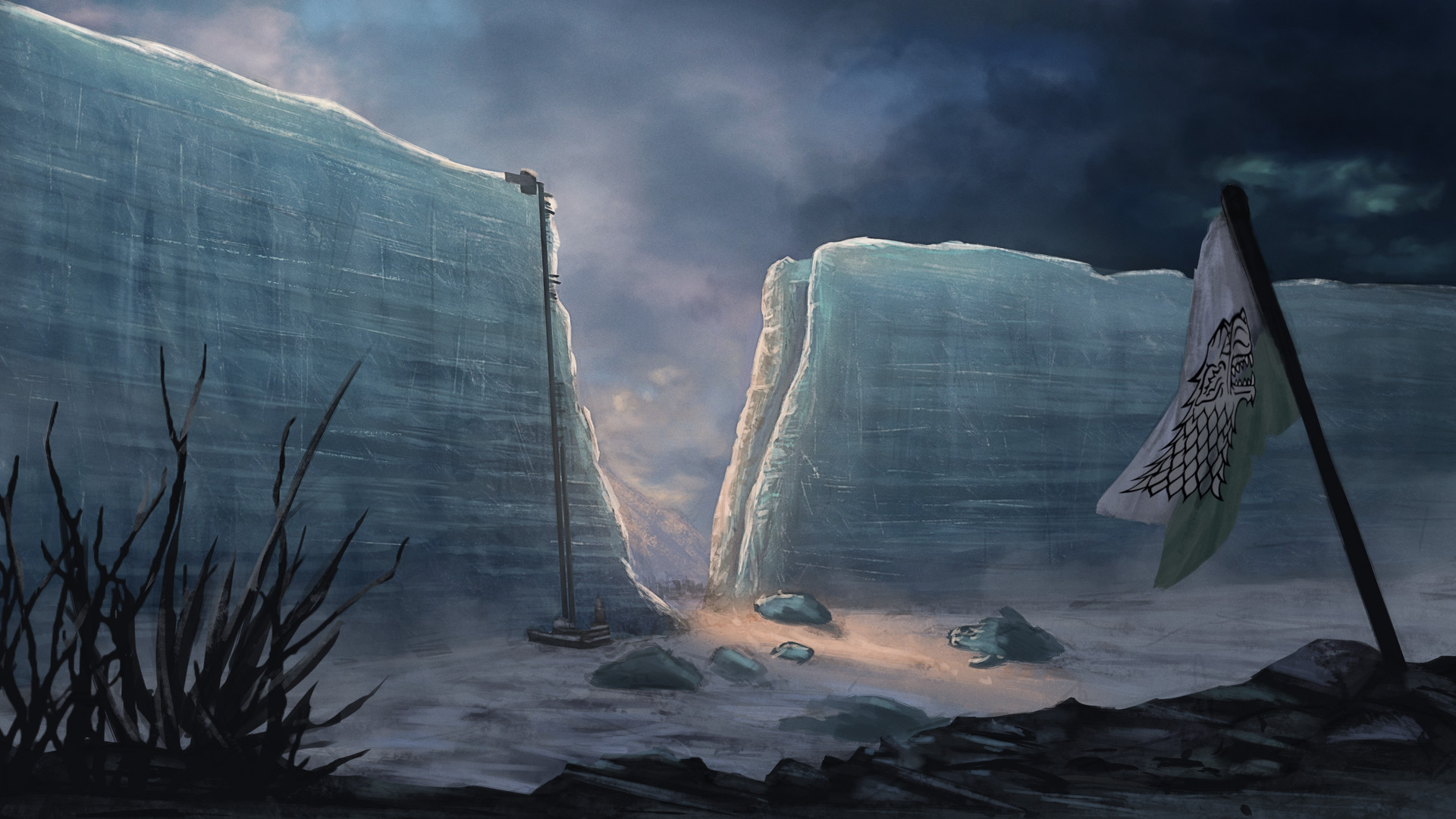 Daniel ang the broken wall v006