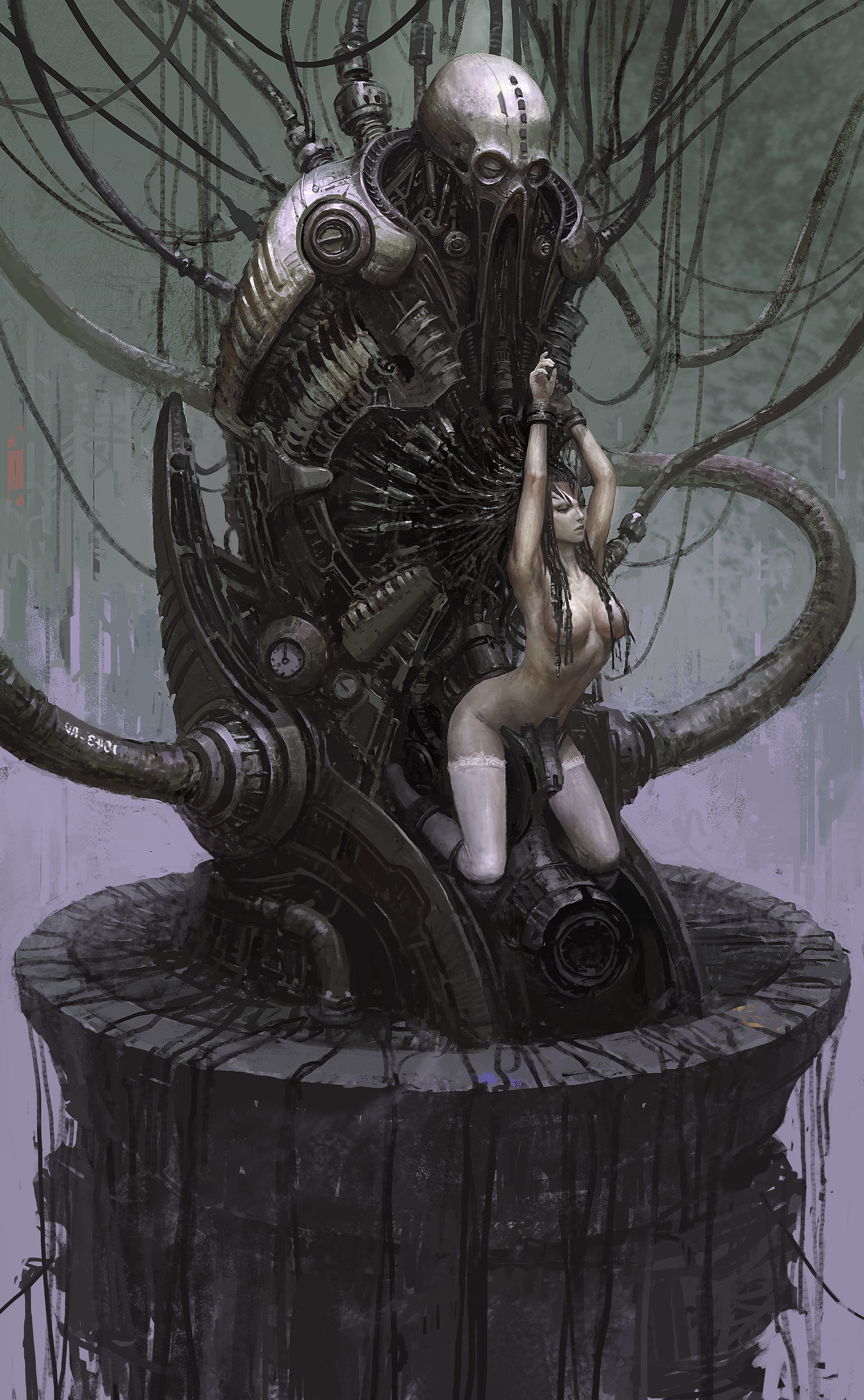 erotic dark art