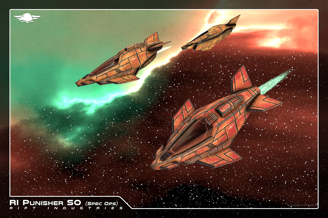 Todd harrison ri punisher so trio nebula poster1 web