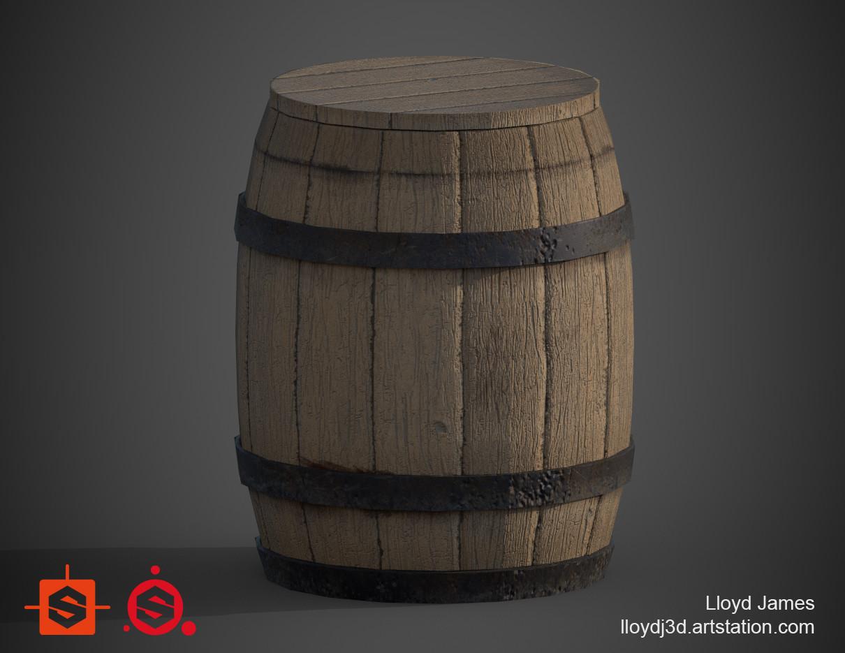 Lloyd james water barrel sp 01