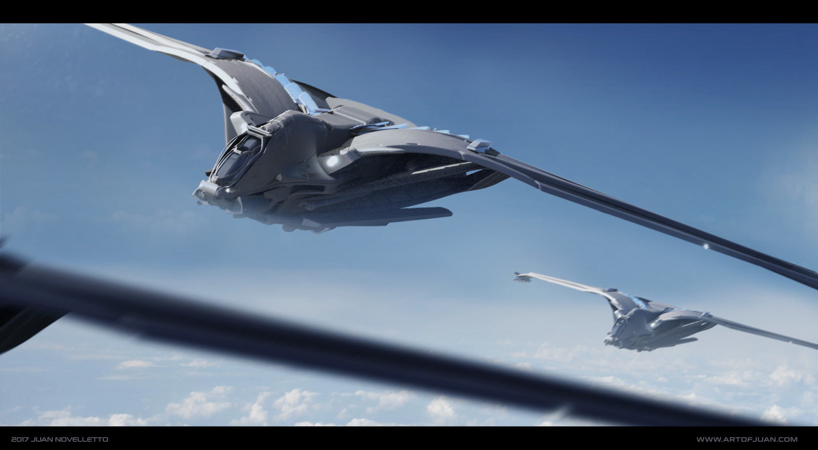 Plane kitbash