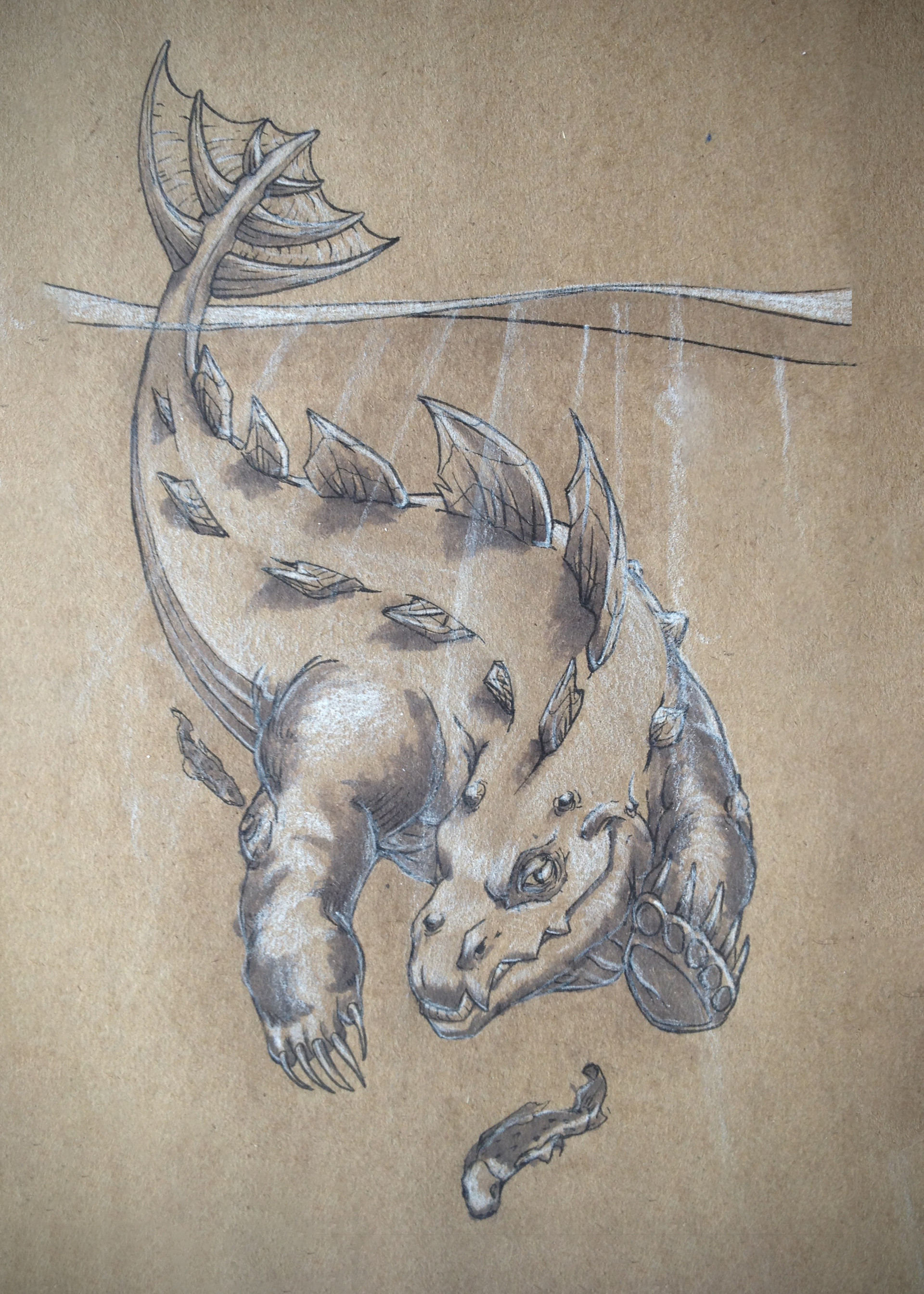 Felipe blanco grizzlesaurus