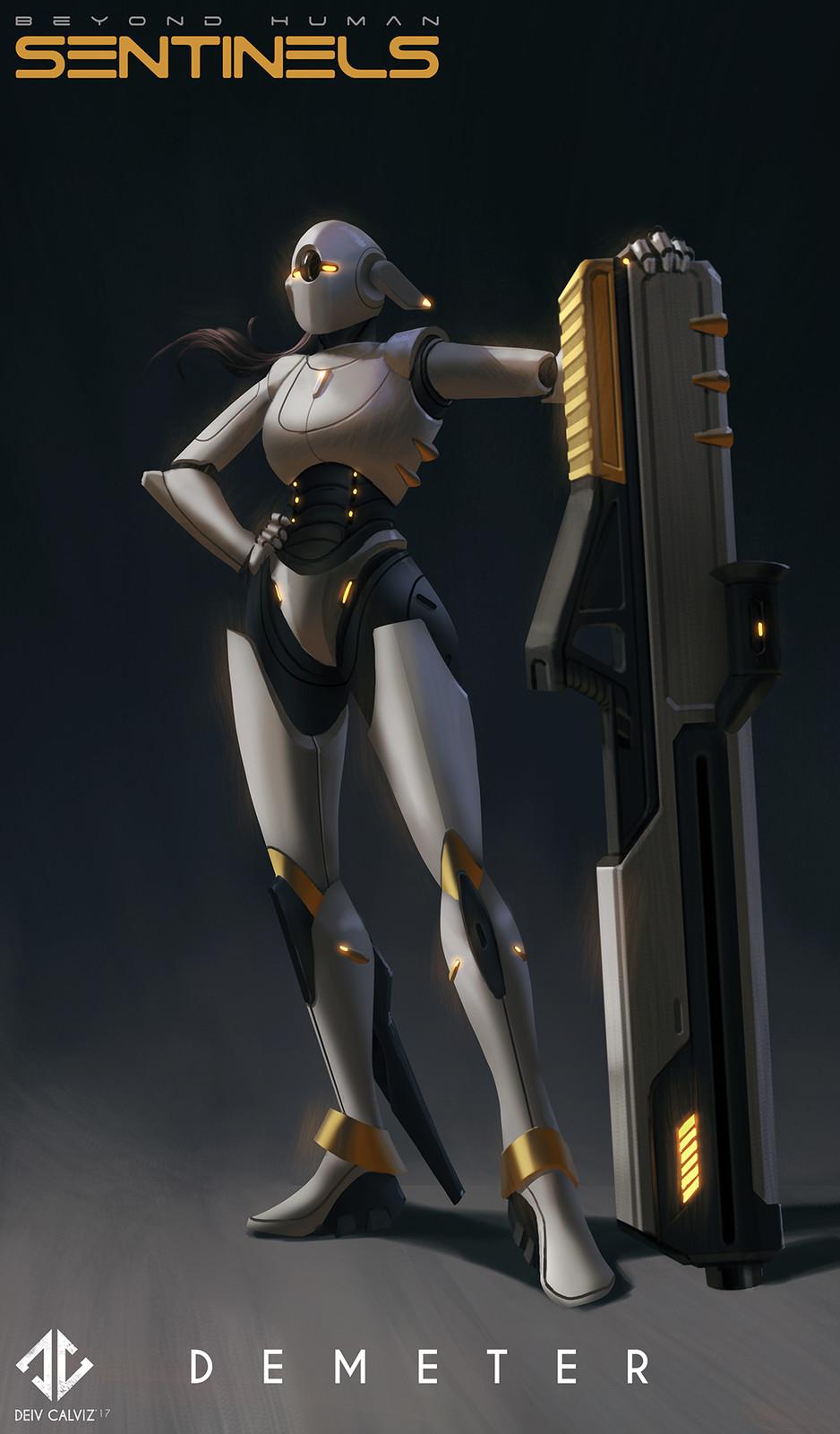 Demeter - Beyond Human