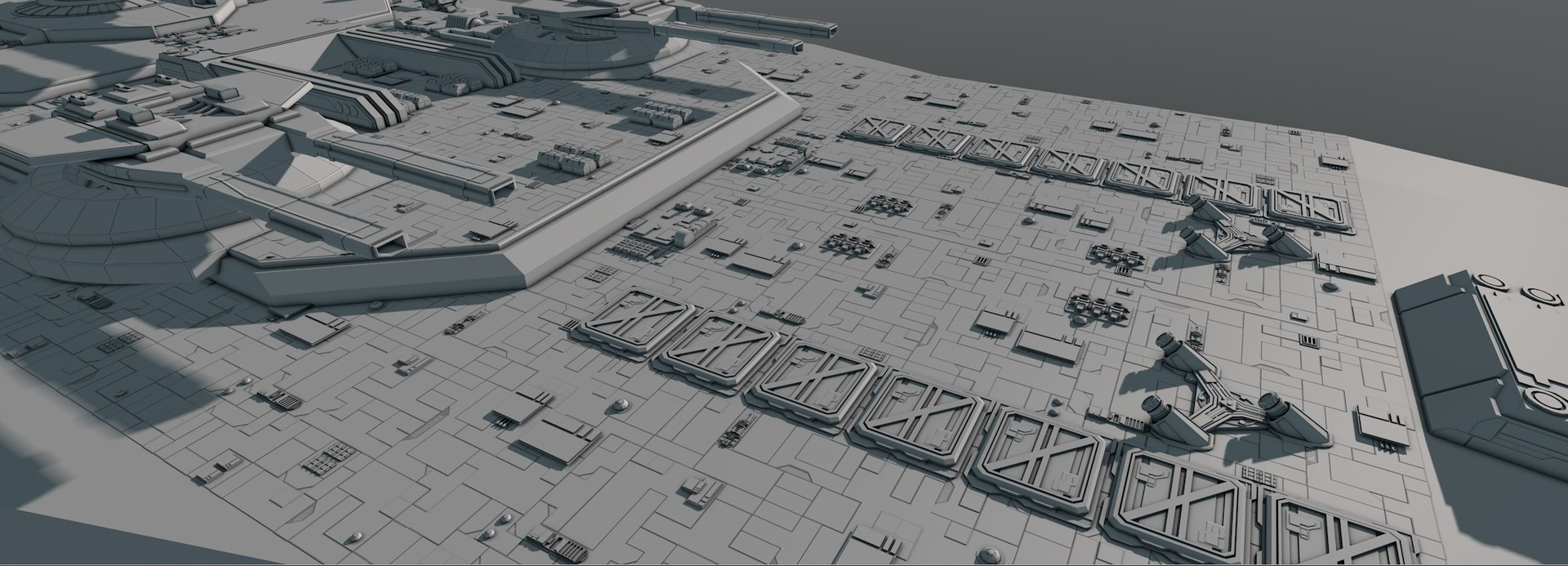 Glenn clovis concept battleship saratoga 14a