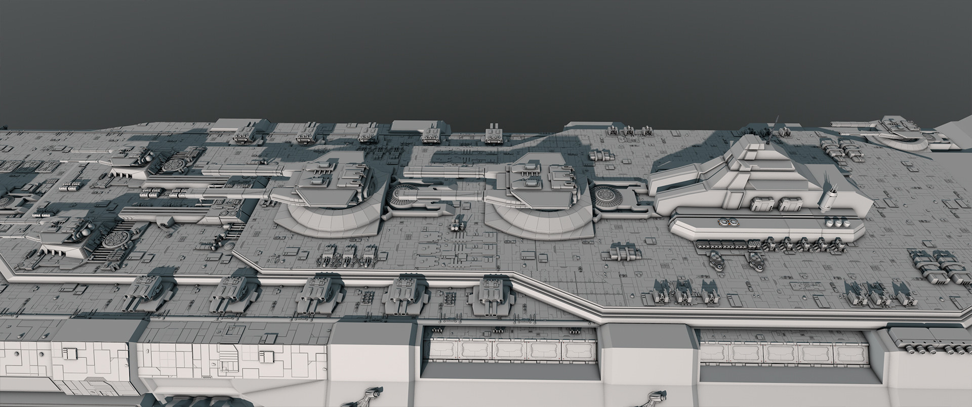 Glenn clovis concept battleship saratoga 14d