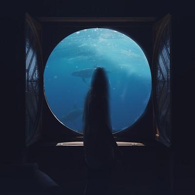 Lukas groh underwater