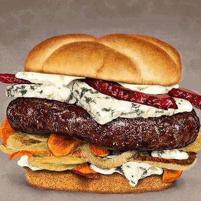 Ying te lien hamburger 0419