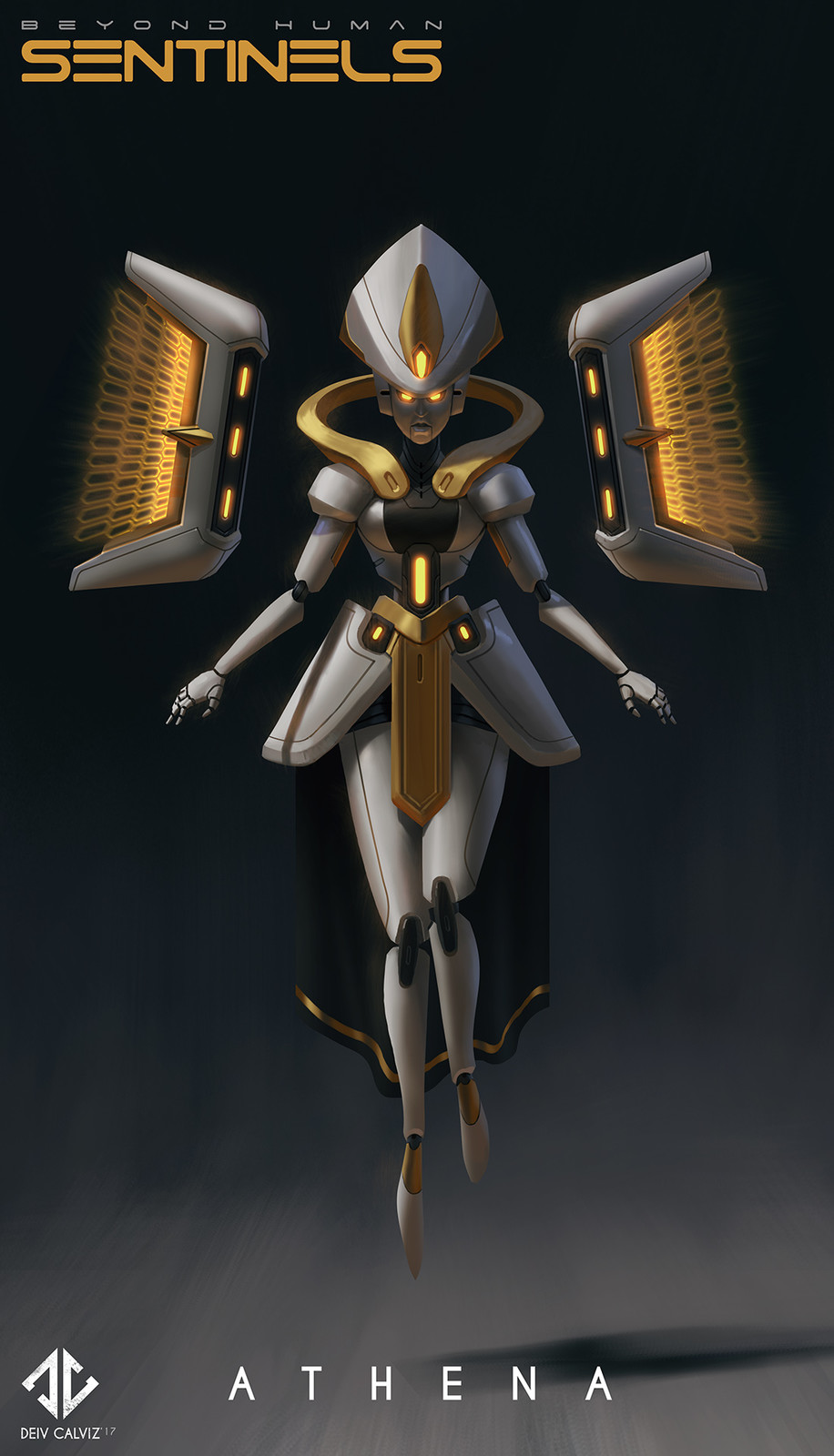 Athena - Beyond Human
