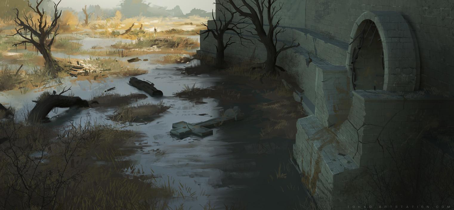 Sylvain sarrailh swamp