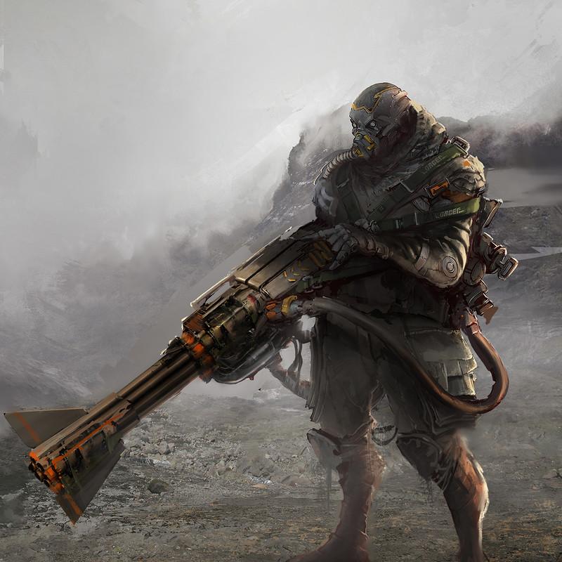 Soldier #005