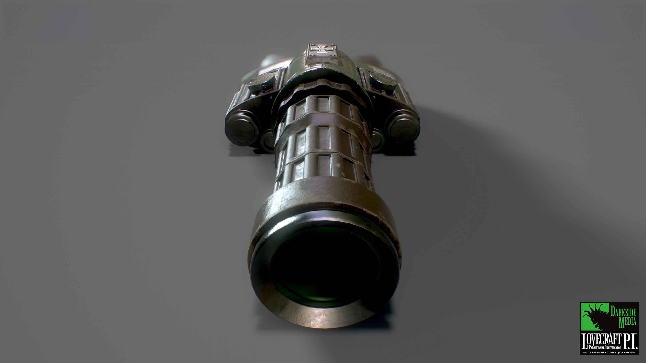Marmoset Toolbag 3 render