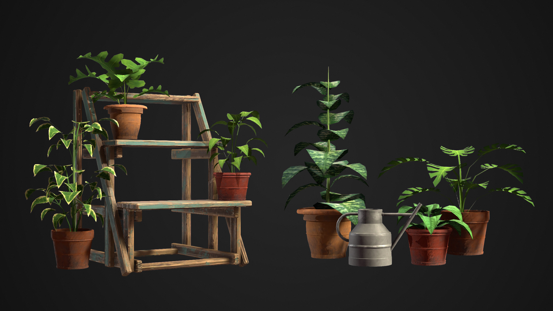 Nicolas tham props plants