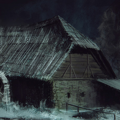 Kirill bulgakov cold night