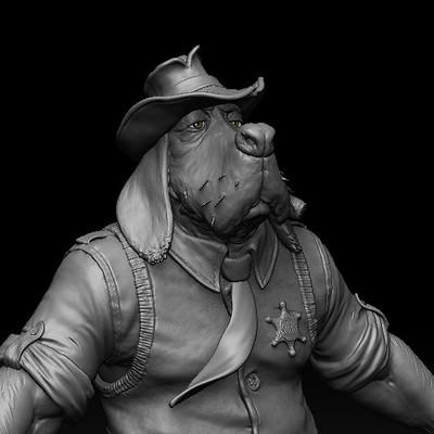 Andrey gritsuk dog sherif