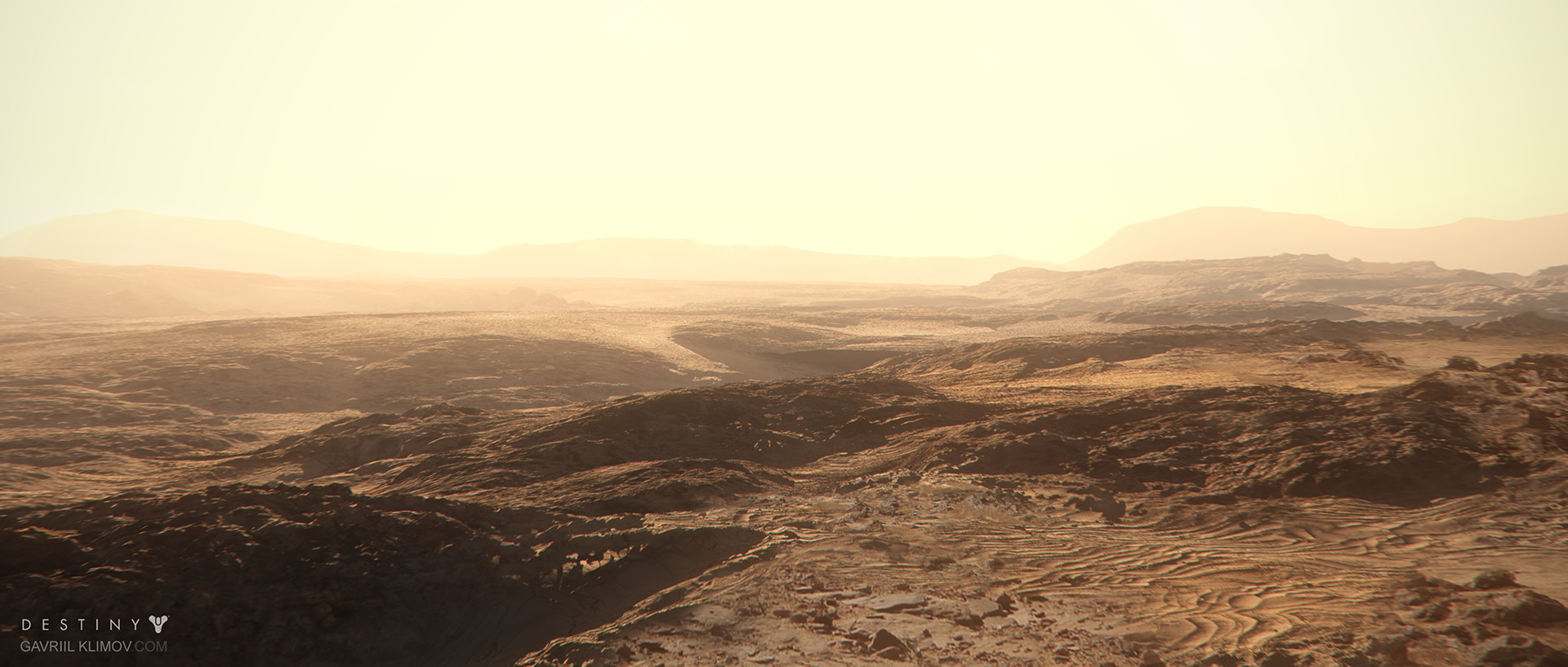 Landscape concept shot