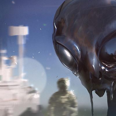 Rodrigo galdino alien