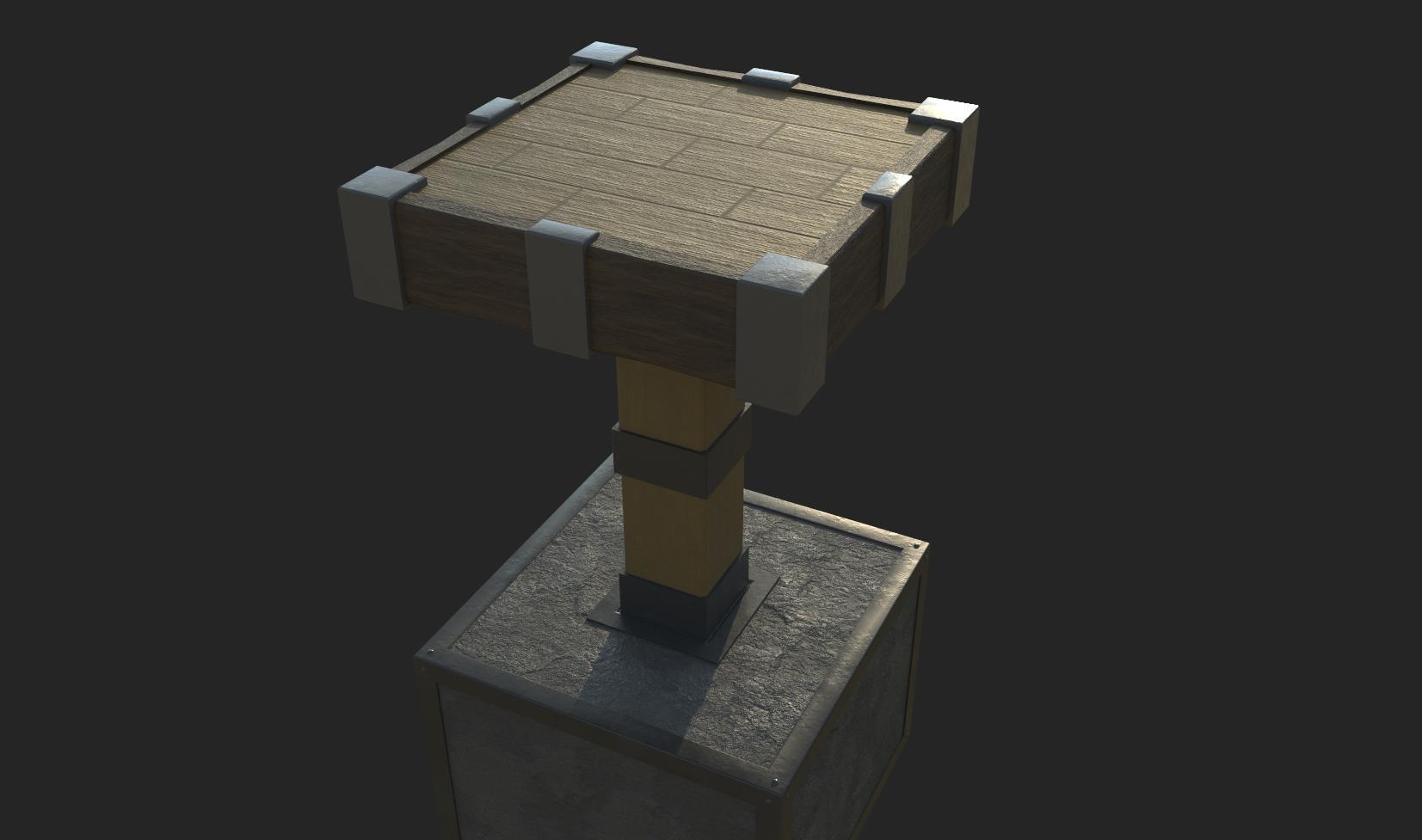 Erik Sourbeck - Minecraft Piston WIP
