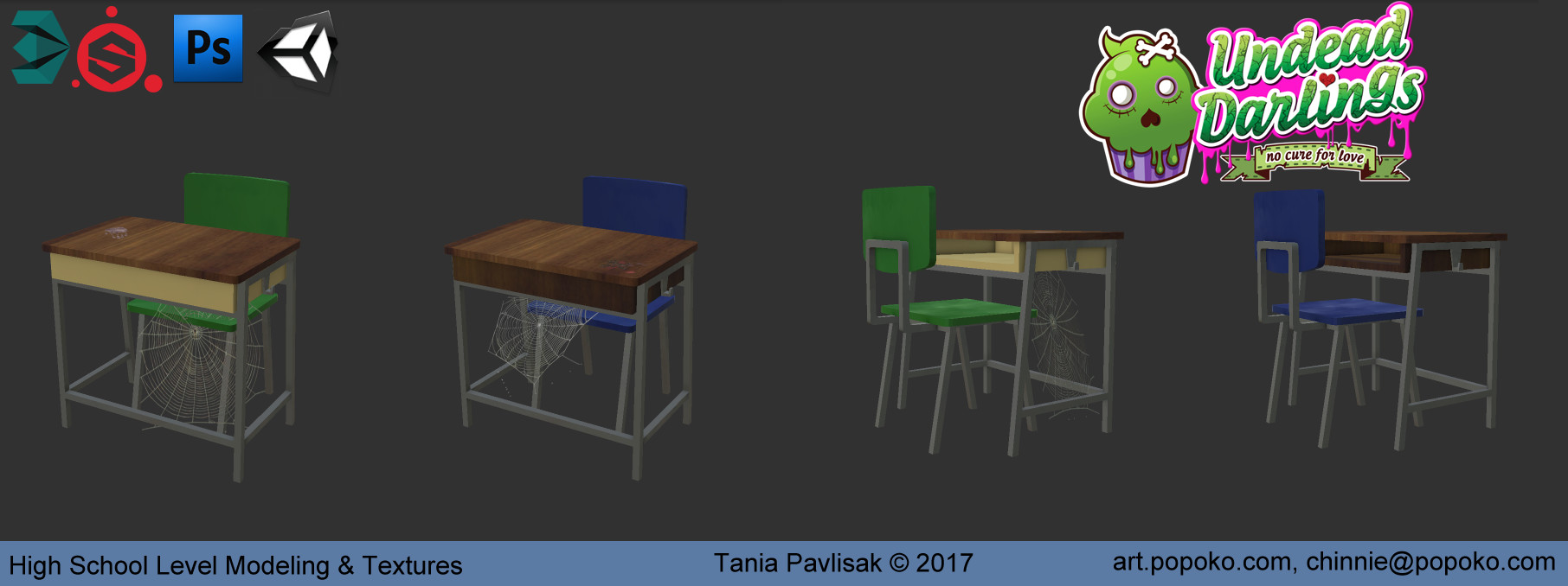 Tania pavlisak ud school kit chairsingle