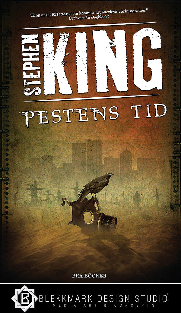Stephen King - Pestens Tid (The Stand)
