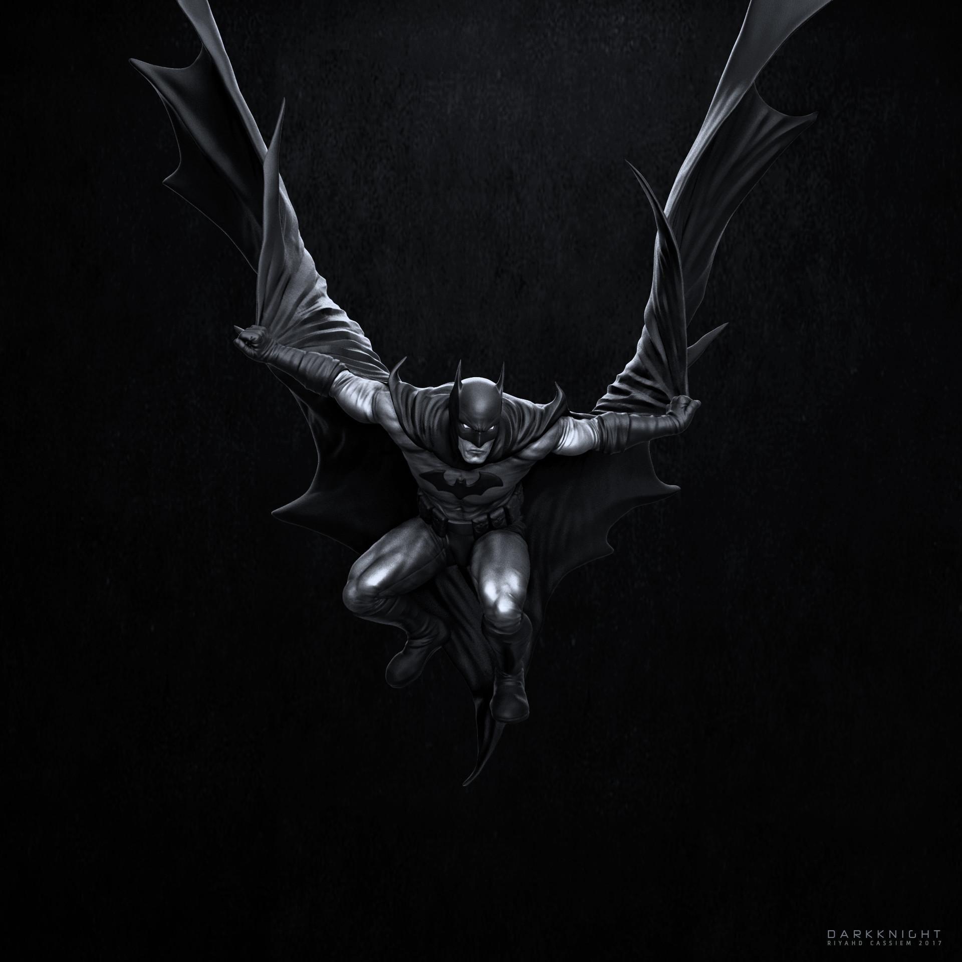 Riyahd cassiem batman023