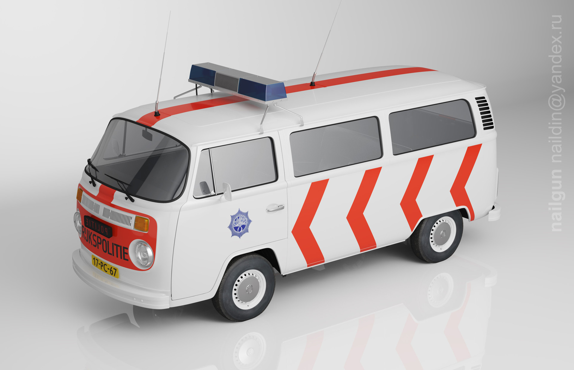 Nail khusnutdinov pwc 017 000 vw transporter t2 miniature