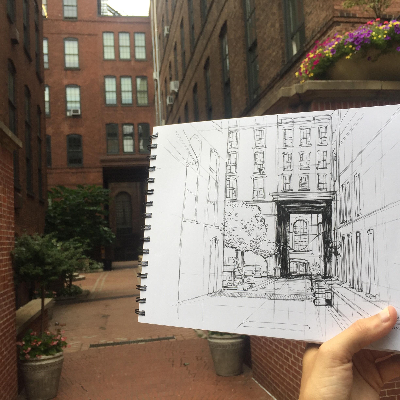 Pratt Institute, Brooklyn.