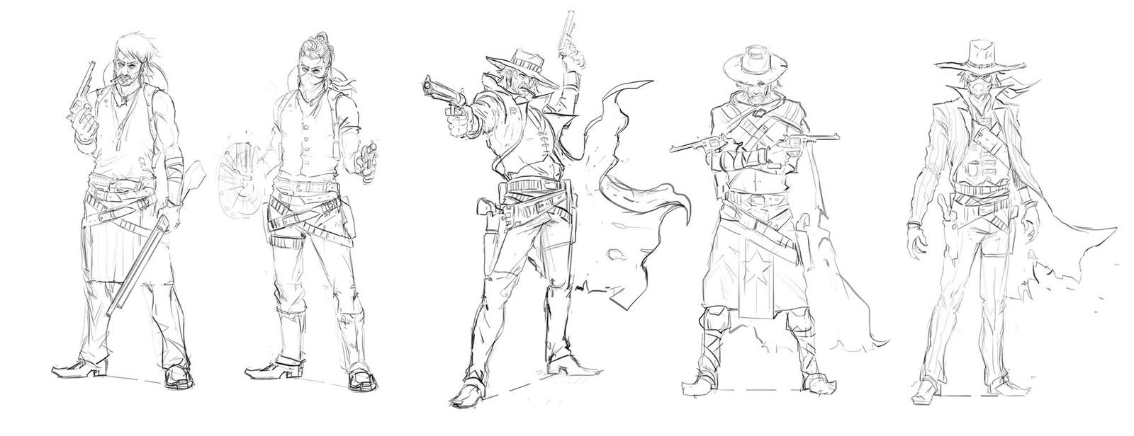 The gunslinger and the Ringmaster