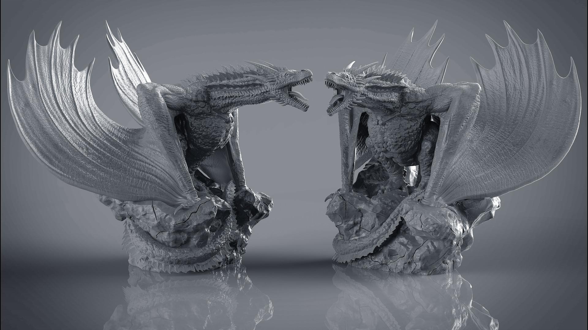 Francesco orru dragon