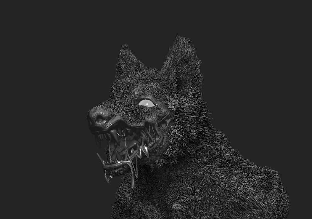 Daniel clasquin werwolf